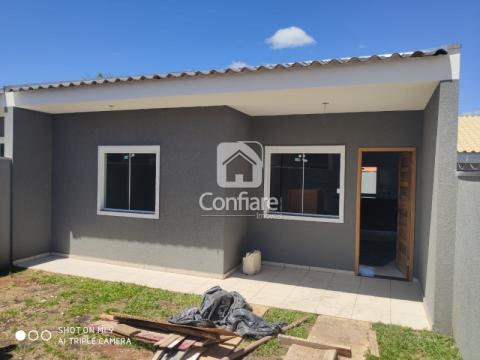 <strong>Casa com 2 quartos no Jd. Paraíso</strong>