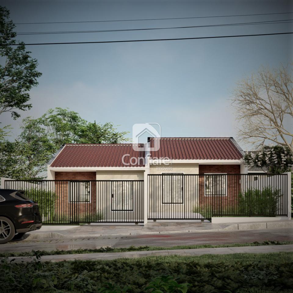 Casa No Santa Paula Com 2 Quartos