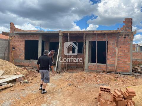 <strong>Casa com 2 quartos no Nova Ponta Grossa</strong>