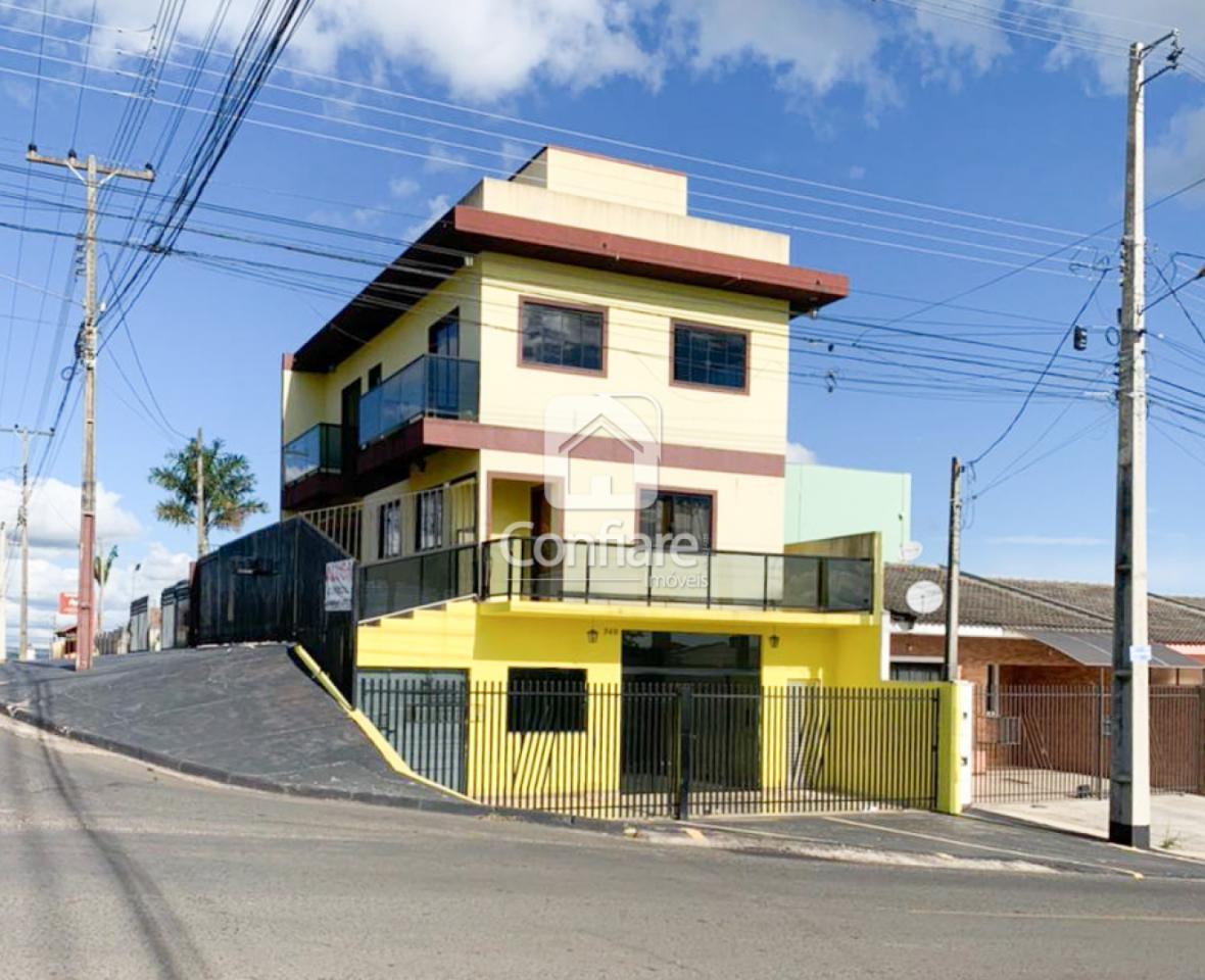 <strong>Sobrado Triplex no Boa Vista</strong>