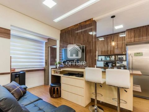 <strong>Apartamento no Edifício Rio Sena</strong>