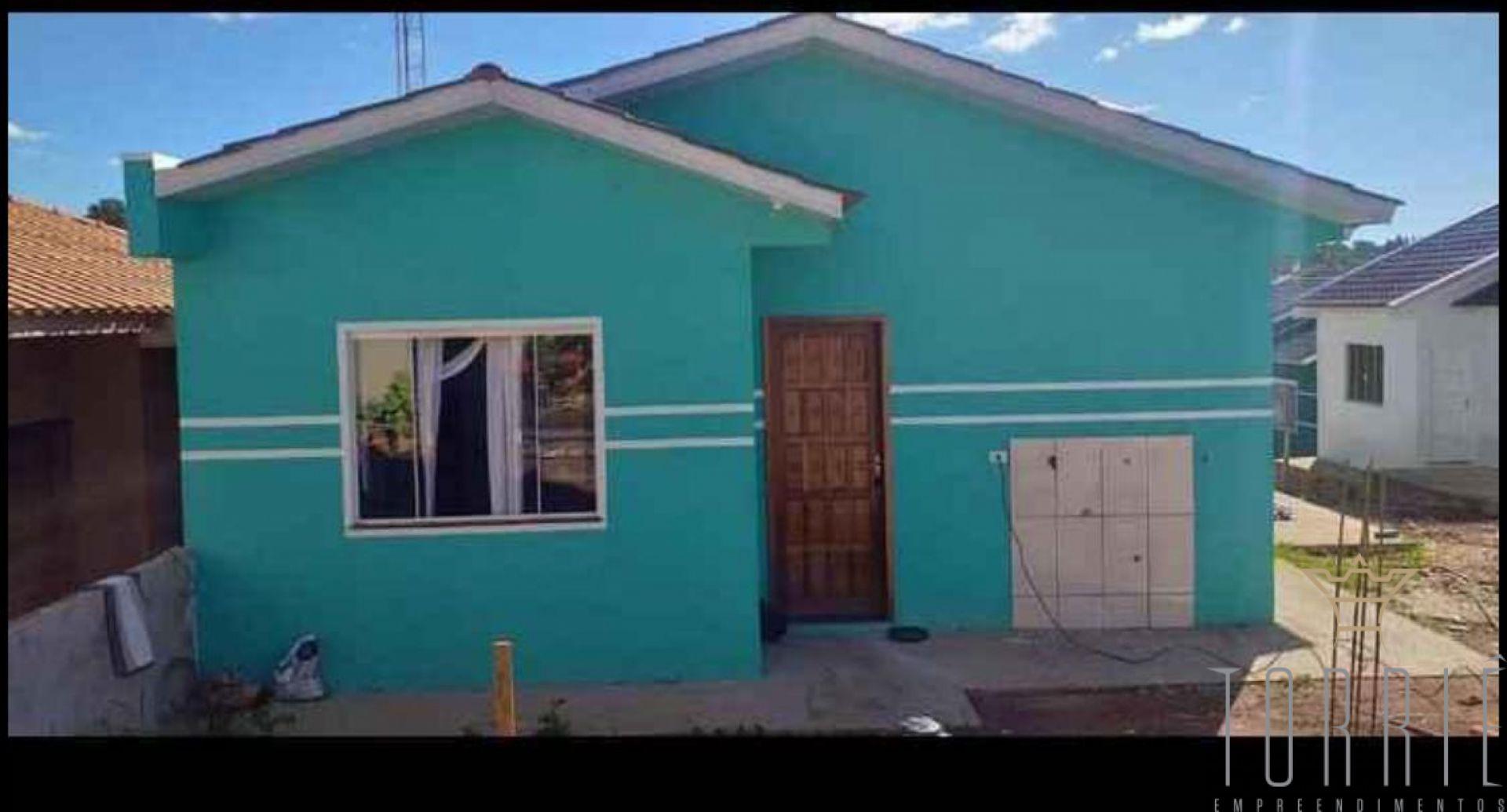 Casa No Bairro Santa Clara - Castro Pr