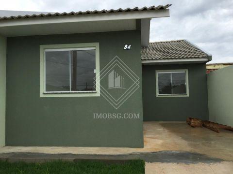 <strong>Casas 2 quartos Lagoa Dourada</strong>