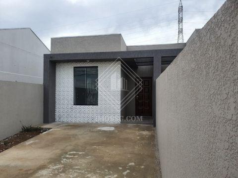 <strong>Casa de 3 Quartos Nova Ponta Grossa</strong>