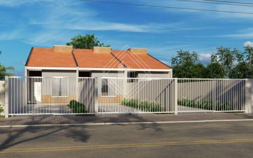 <strong>Casa Lagoa Dourada com terreno</strong>