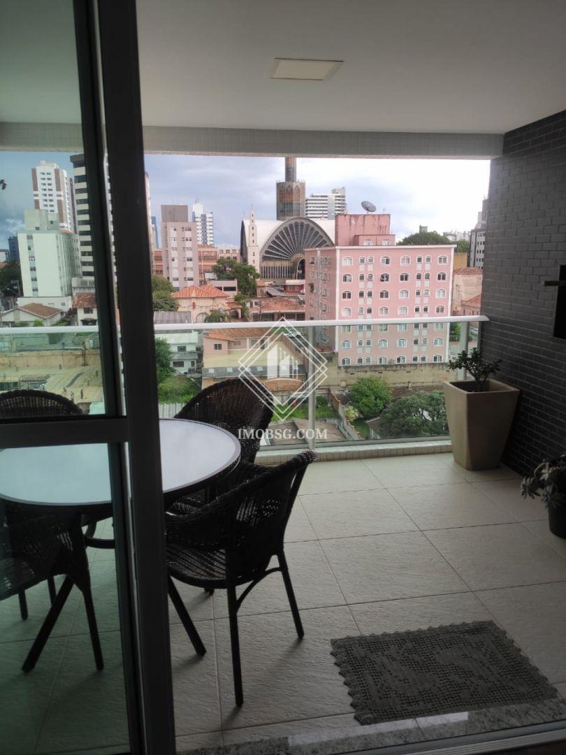 <strong>Amplo apartamento na região central de Ponta Grossa</strong>