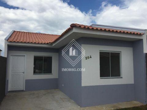 <strong>Casa pronta no loteamento Recanto Brasil (Oficinas)</strong>