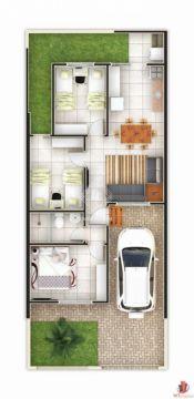 <strong>Casa no Jardim carvalho com 3 quartos</strong>
