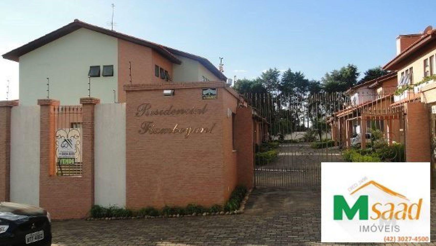 <strong>Sobrado à venda em Jardim Carvalho</strong>