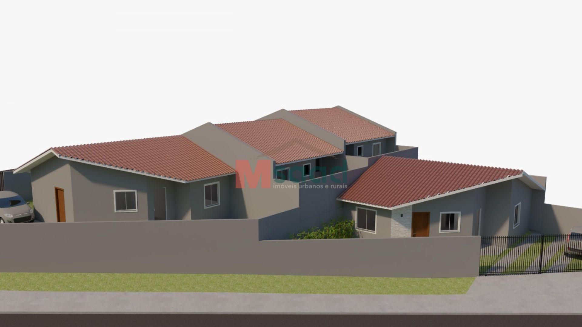 <strong>Casa em Condomínio</strong><small>(2 dormitórios)</small>