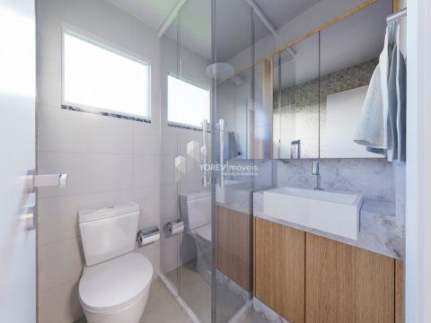 Casa 2q Uvaranas - Fácil Residence