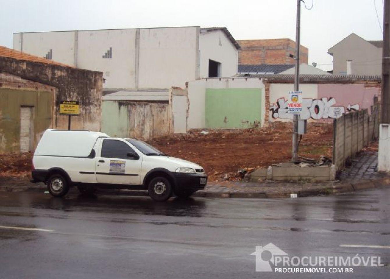 Terreno Em Ponta Grossa, Oficinas