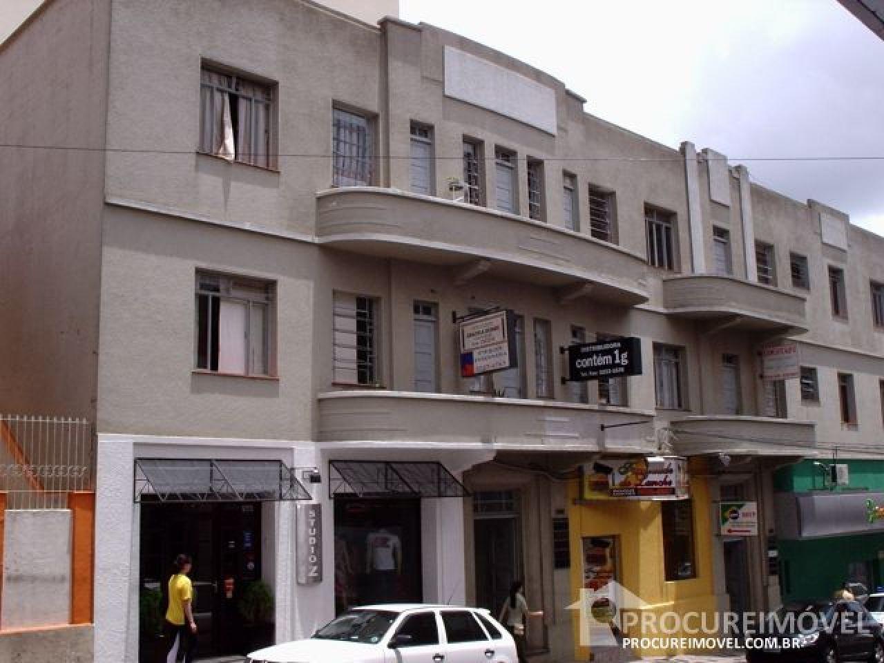 Apartamento Em Ponta Grossa, Centro