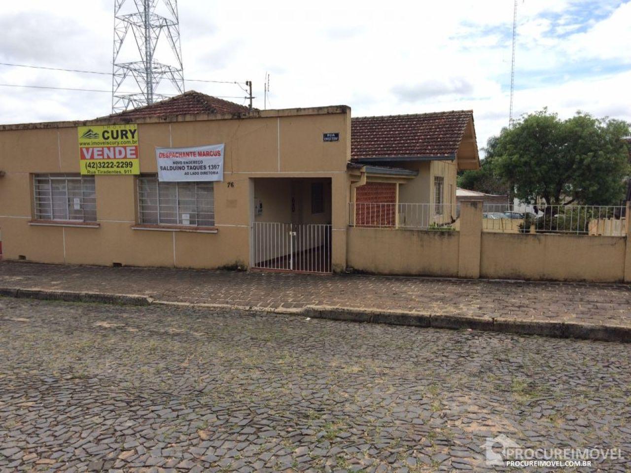 <strong>Terreno em Ponta Grossa, Centro</strong>