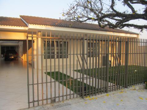 Foto Imóvel - Uma Casa Em Alvenaria Com 268,86 M2 Na Rua França, 361 -