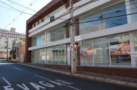 Foto Imóvel - Sala Comercial No Centro De Ponta Grossa