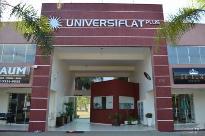 Foto Imóvel - Edifício Universiflat Plus
