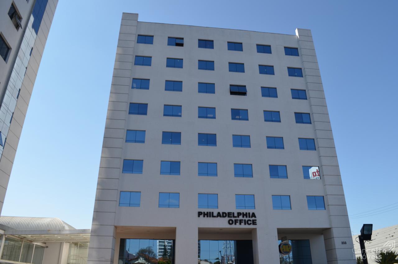 Sala Comercial No Edifício Philadelphia