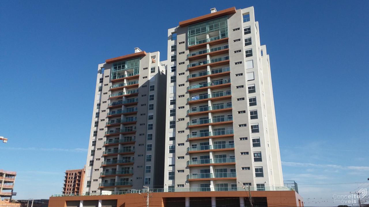 <strong>Cobertura - Edifício Torres Cezanne</strong>