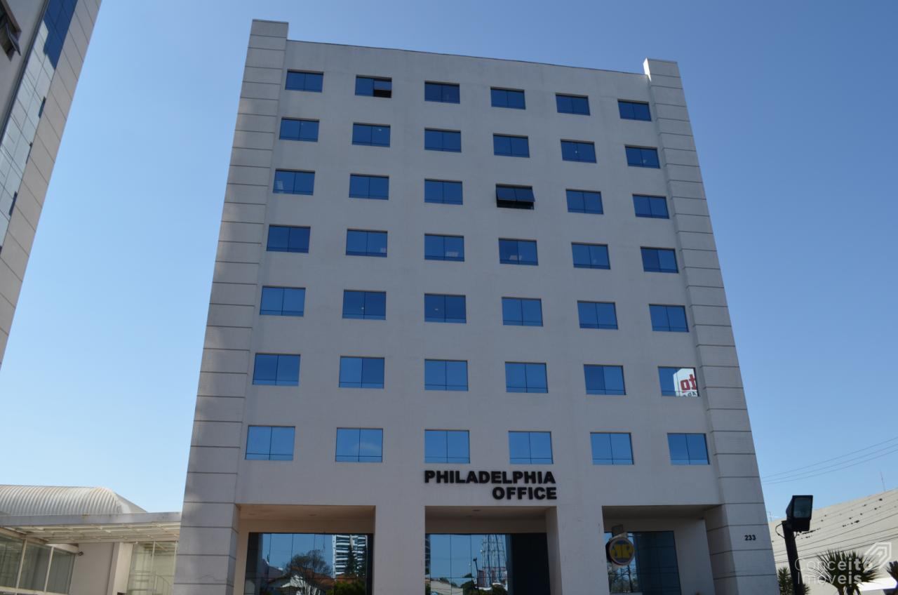 Sala Comercial - Edifício Philadelphia Office