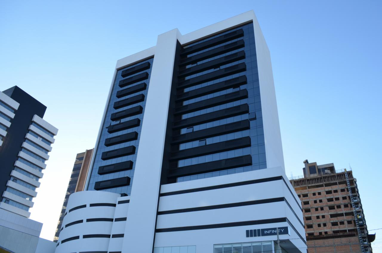 <strong>Edifício Comercial Infinity</strong>