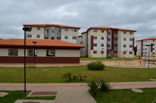 Edifício Condomínio Residencial Vida Nova I