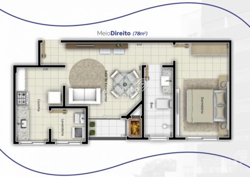 Apartamento - Edifício Laguna