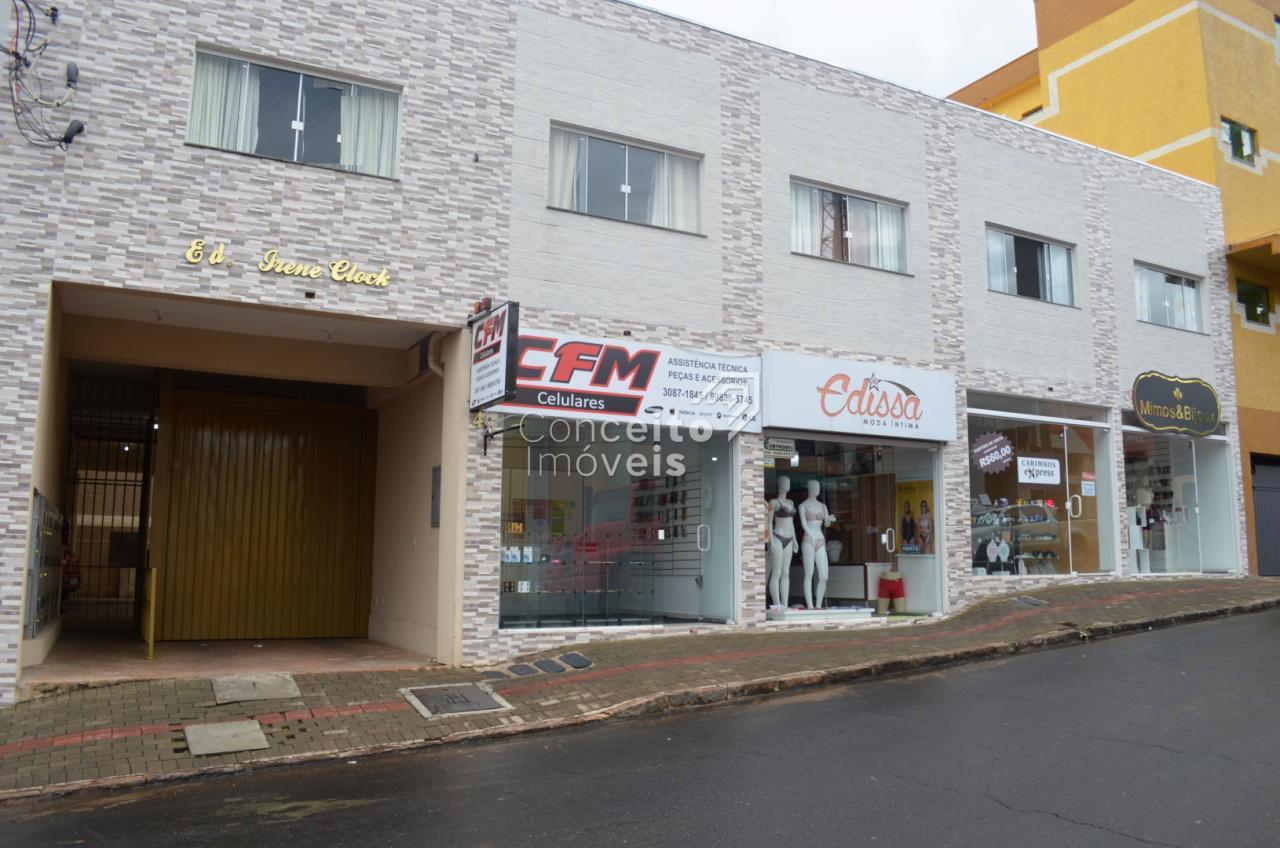 Prédio Comercial - Edifício Irene Clock