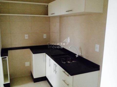 Apartamento - Condomínio Residencial Rockefeller