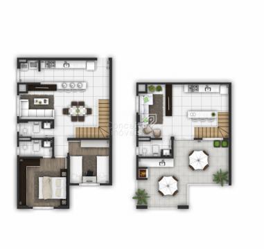 Apartamentos Na Planta - Maison Vert