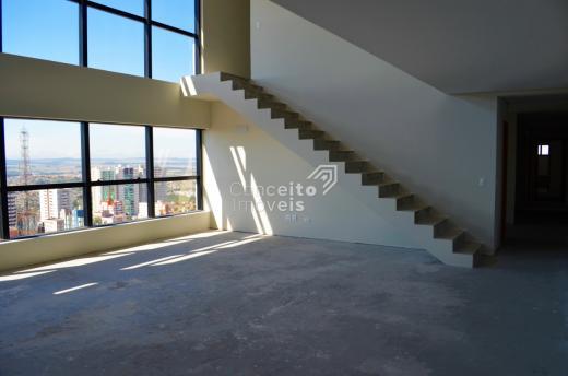 <strong>Cobertura - Edifício Dechandt</strong>