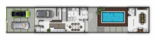 Condomínio Residencial Caiobá - Sobrados