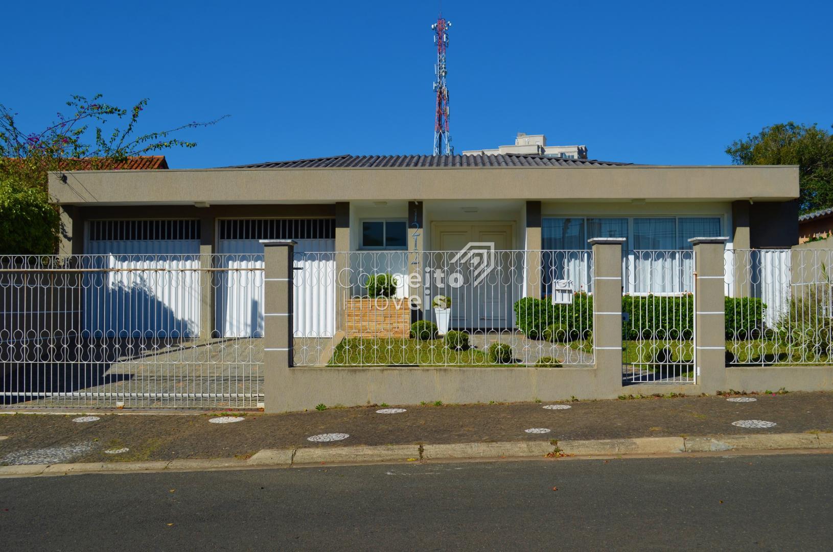 Para quem quer morar bem, residência no Jardim Carvalho