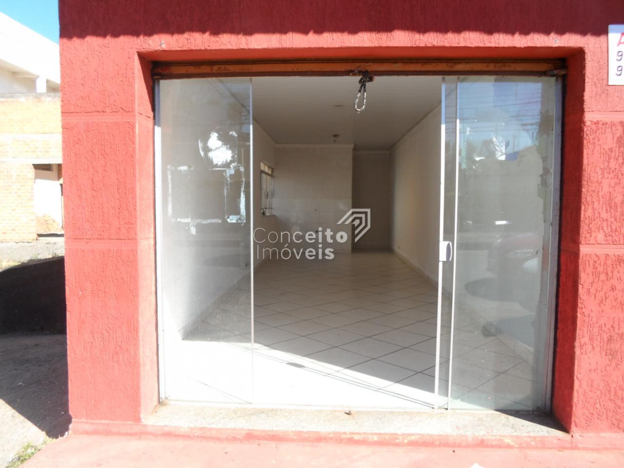 Sala Comercial - Uvaranas