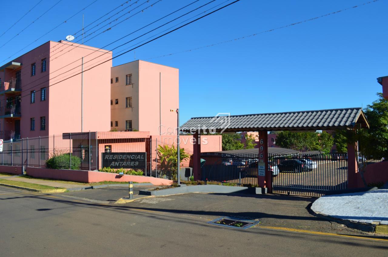 Apartamento - Conjunto Residencial Antares