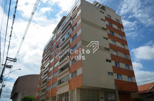 Foto Imóvel - Edifício Versalhes Cobertura  No Centro De Ponta Grossa