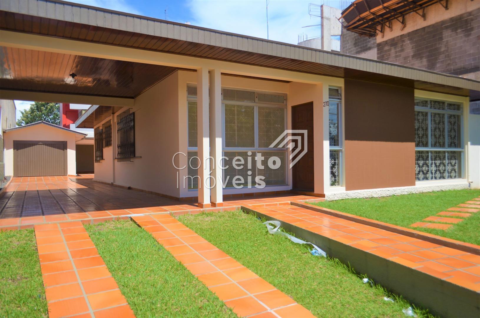Residência Comercial Avenida Monteiro Lobato