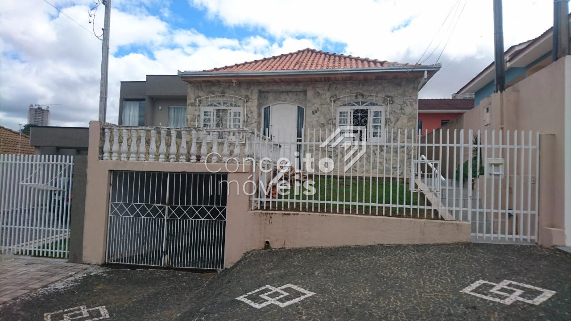 Residência no Jardim Carvalho