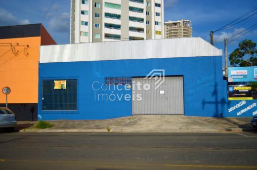 Foto Imóvel - Barracão Comercial No Bairro órfãs