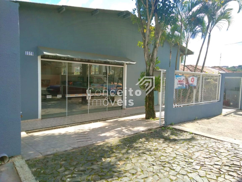 Barracão Comercial Palmeirinha