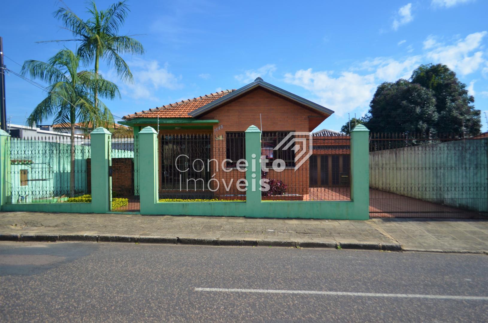 Casa Residencial e Comercial Jardim Carvalho