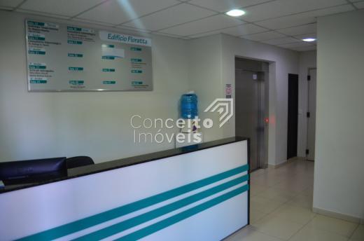 Sala Comercial - Edifício Floratta
