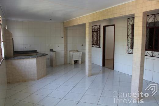 <strong>Casa Residencial - Uvaranas Jardim Samara</strong>