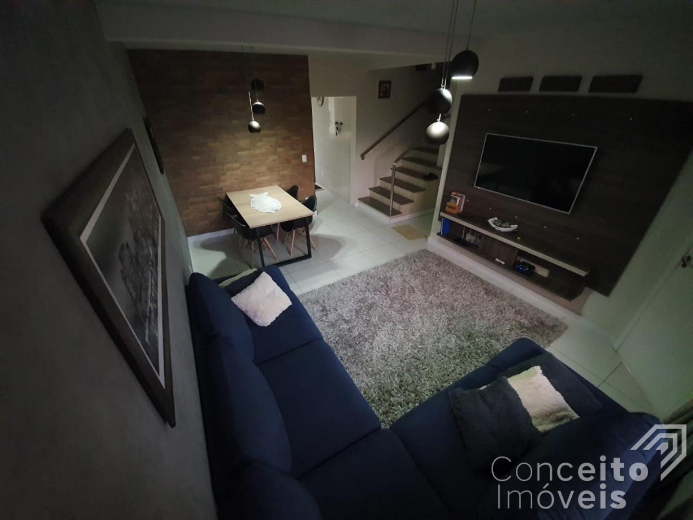 Sobrado 3 quartos - Carambeí