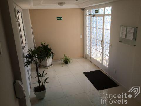 Edifício Onix - ótimo Apartamento Próximo à Uepg