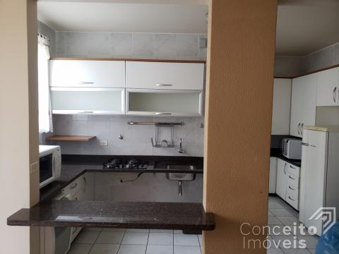 Apartamento Semi Mobiliado Edifício Monte Verdini