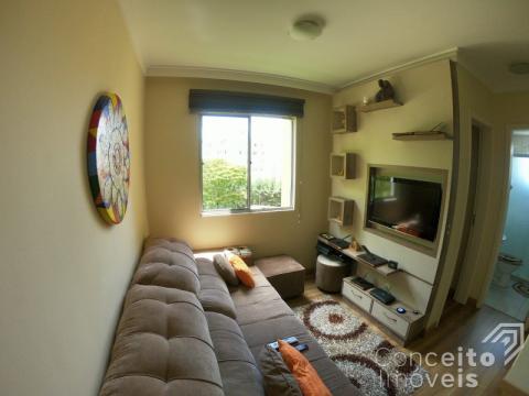 Residencial Jardim América - Apartamento Semi Mobiliado
