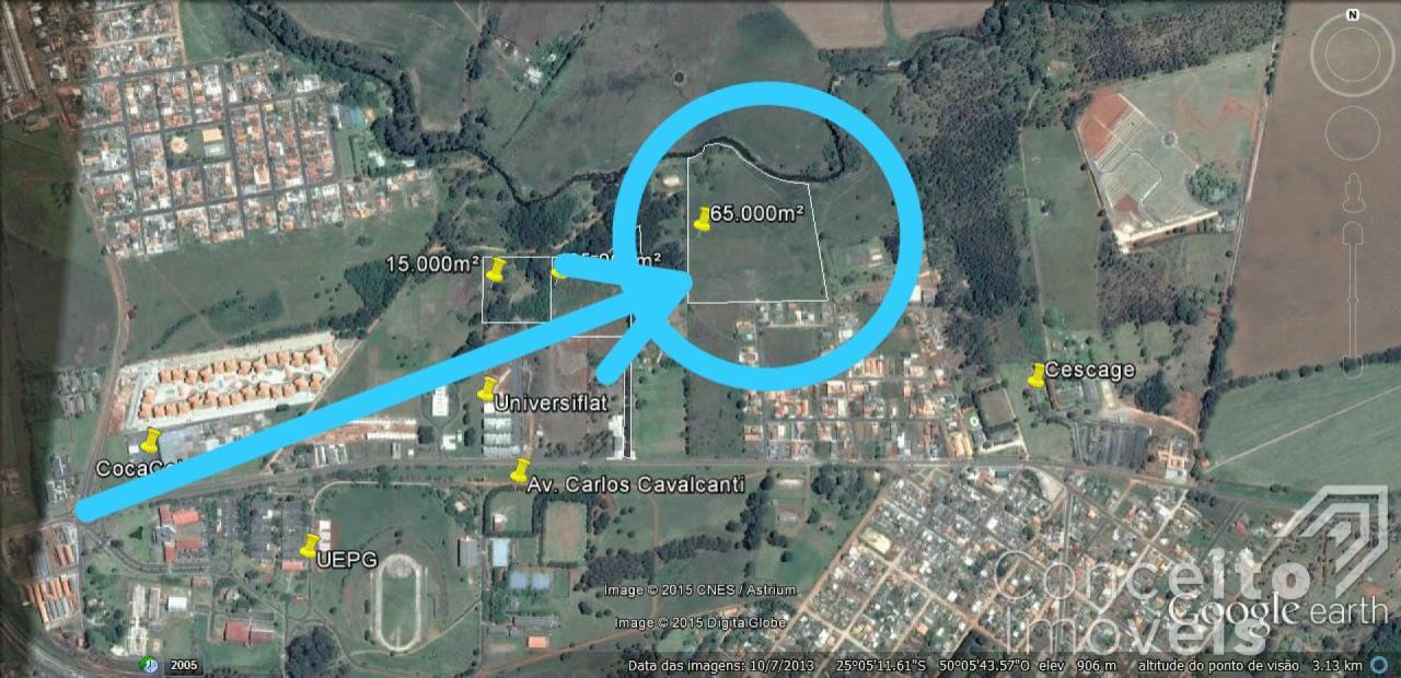 <strong>Terreno em Uvaranas - Ideal para Condomínios</strong>