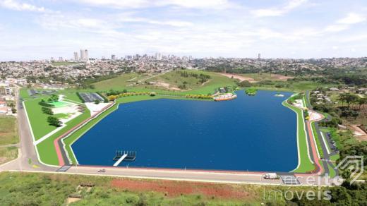 Foto Imóvel - Oportunidade - Terreno De Frente Para O Lago De Olarias