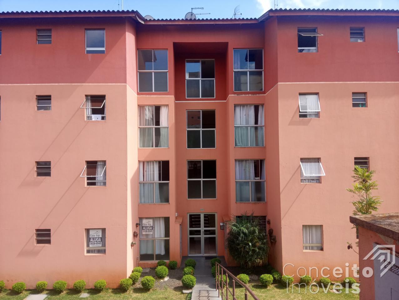 Apartamento No Condomínio Residencial Parque São Luiz
